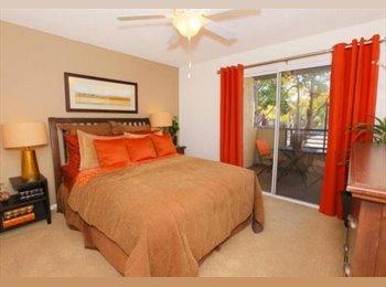 EasyRoommate US - Dual Master Apartment, Room Availible 4/1/15 - Irvine, Orange County - $1875