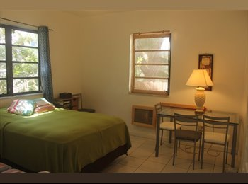 EasyRoommate US - room for rent - South Beach, Miami - $1000