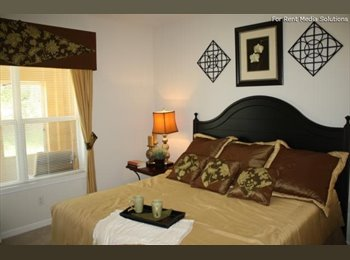 EasyRoommate US - BEAUTIFUL ROOM FURNISHED OR UN IN WESLEY CHAPEL - New Tampa, Tampa - $600