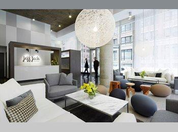 EasyRoommate US - Great Location in West Loop with 1 free month rent - Loop, Chicago - $1840