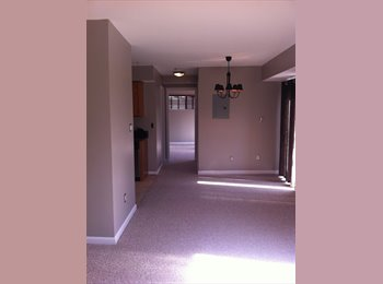 Large 1 Bedroom Condo for Rent
