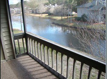 EasyRoommate US - 770 SQFT Lakeview 1Bd  Condo in southside Blvd - Southeast Jacksonville, Jacksonville - $780