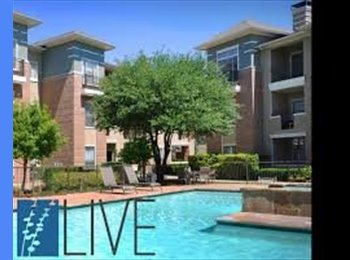 EasyRoommate US - Room Available for Rent - Female Roommate Wanted - East Dallas, Dallas - $550