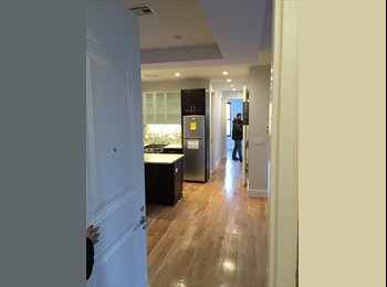 EasyRoommate US - MASSIVE GORGEOUS 5 BEDROOM - Crown Heights, New York City - $1000