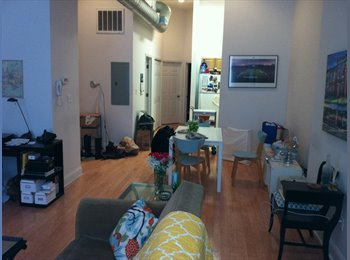 EasyRoommate US - Modern 2 bedroom with central air/heat - Washington Square West, Philadelphia - $1645