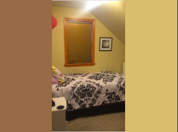 825 Looking for f roomie for 1 br in 2br 2 flat