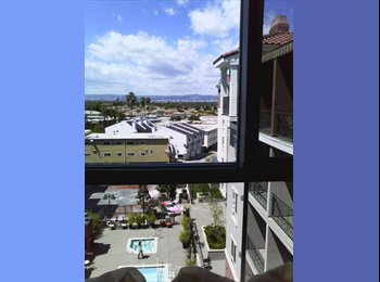 EasyRoommate US - Private Bedroom & Bathroom in Luxury Condo - Baldwin Hills, Los Angeles - $900