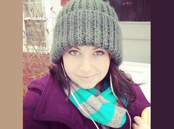 EasyRoommate US - Danielle - 27 - Other-North Carolina