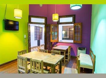 CompartoDepto AR - Residencia La Mansión del Nómada - Rosario Centro, Rosario - AR$1800
