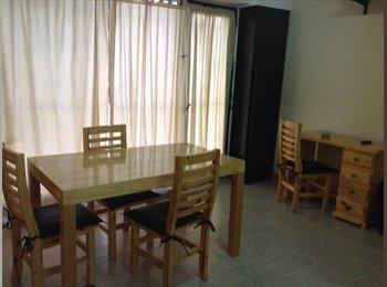 Habitacion compartido en hostel para estudiantes