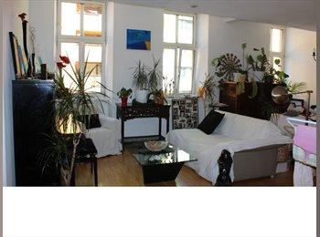 helles großes ruhiges Zimmer, Nähe U1 Reumannplatz