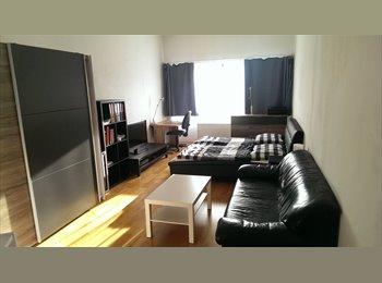 EasyWG AT - Helles 25qm Zimmer in 4er WG, nähe Jakominiplatz - Innenstadt, Graz - €380