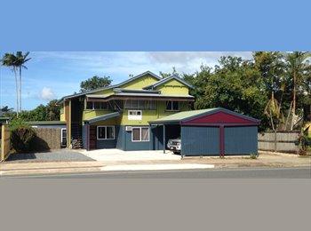 SHARE HOUSE EDGE HILL, CAIRNS
