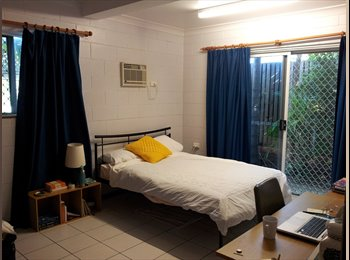 Furnished Room with A/C - North Ward (Townsville)