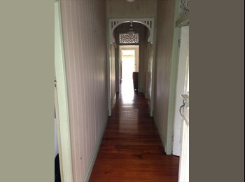 EasyRoommate AU - Amazing location, huge room with great flatmates - New Farm, Brisbane - $175