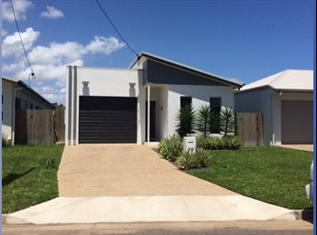 2 rooms for rent in new house