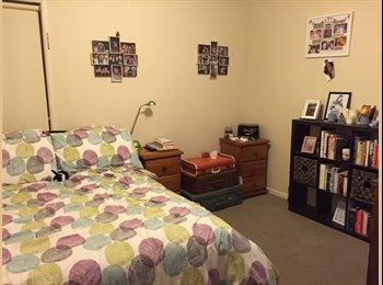 EasyRoommate AU - Two Roomies in Ascot Vale looking for the third - Ascot Vale, Melbourne - $196