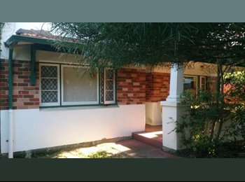 EasyRoommate AU - Room available in Friendly Shenton Park House - Shenton Park, Perth - $185