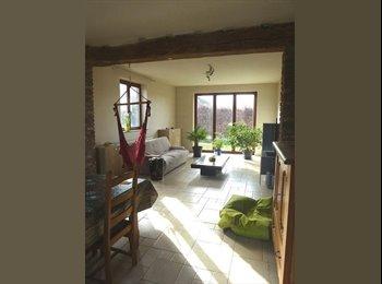 Appartager BE - Maison 4 chambre au calme - Assesse, Namur-Namen - €350