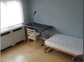 Appartager BE - appartement à partager - Ixelles-Elsene, Bruxelles-Brussel - €700