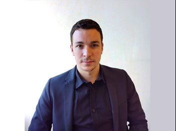 Appartager BE - Arnaud - 23 - Bruxelles-Brussel