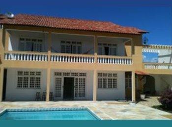 EasyQuarto BR - mansao com piscina - Aracajú, Aracajú - R$450
