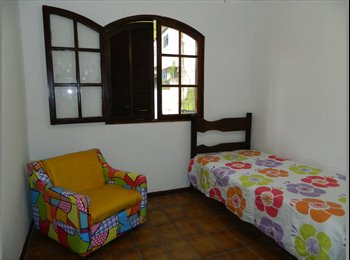 EasyQuarto BR - 4  QUARTO INDIVIDUAL MOBILIADO MOÇAS OU RAPAZES - Teresópolis, Região Serrana - R$350
