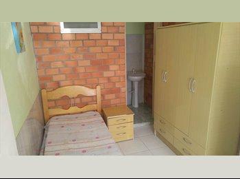 EasyQuarto BR - Kj mobiliado Lugar seguro, patio familiar - Gravataí, Grande Porto Alegre - R$470