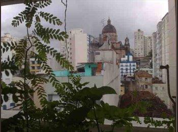 EasyQuarto BR - Só p\  Estudantes Pós-Graduandos - Centro, Porto Alegre - R$750