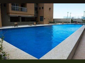 EasyQuarto BR - Conforto, luxo e comodidade - 17ºandar - Vista mar - Vila Velha, Vitória e Região Metropolitana - R$600