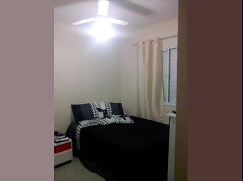 EasyQuarto BR - quarto em alphavile - Barueri, RM - Grande São Paulo - R$1200