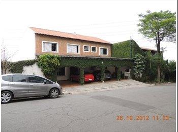 EasyQuarto BR - Flat - Moema, São Paulo capital - R$1800