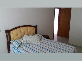 EasyQuarto BR - Casa Luxo Quarto Top - Venha Conhecer - Ribeirão Preto, Ribeirão Preto - R$1250