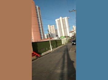EasyQuarto BR - Alugo uma suite para solteiros - Fortaleza, Fortaleza - R$550