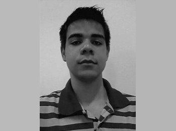 EasyQuarto BR - Leandro - 22 - Uberlândia