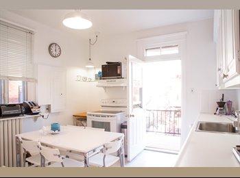 EasyRoommate CA - BEAUTIFUL HOUSE FOR STUDENTS:CONCORDIA,MCGILL,UDM - Côte-des-Neiges - Notre-Dame-de-Grâce, Montréal - $685