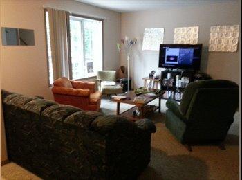 EasyRoommate CA - Room Available in Three Bedroom Cathedral Townhouse  - Regina Area, Regina Area - $467