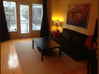 EasyRoommate CA - Searching Mcgill student (Girl) for January 2016 - Le Plateau-Mont-Royal, Montréal - $700