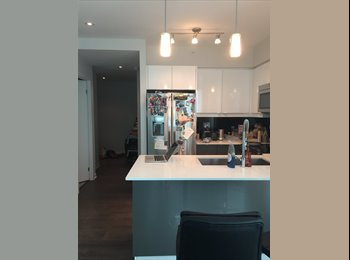 Looking for a roommate in Liberty Village