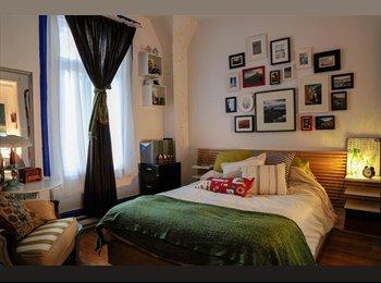 EasyRoommate CA - Chambre meublée à louer du 1er mai au 1er juillet - Le Plateau-Mont-Royal, Montréal - $490