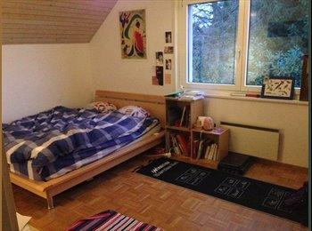 EasyWG CH - Chambre en colocation dans maison - Lausanne, Lausanne - CHF1100