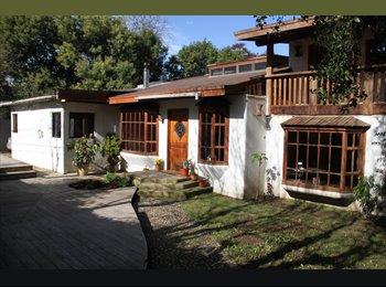 Habitación en hermosa casa
