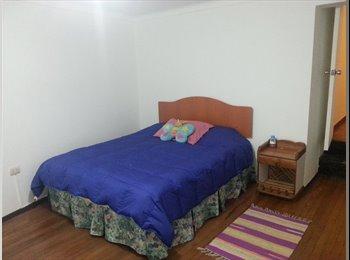 CompartoDepto CL - Habitación en Viña disponible desde Marzo - Viña del Mar, Valparaíso - CH$*