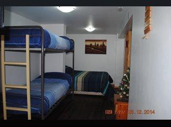 habitaciones tipo loft estudiante/trabajador