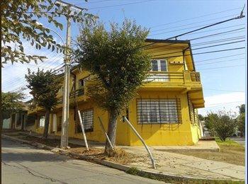 CompartoDepto CL - OFREZCO AMPLIA PIEZA UNIVERSITARIOS - Valparaíso, Valparaíso - CH$*