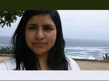 Maria  - 24 - Estudiante