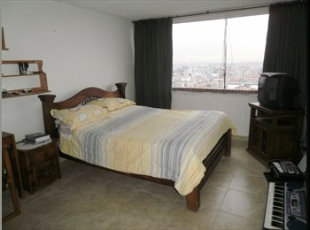 CompartoApto CO -  Habitaciones disponibles - Chapinero, Bogotá - COP$*