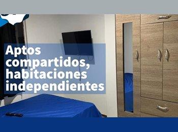 CompartoApto CO - Compartir apartamento - Chapinero, Bogotá - COP$*