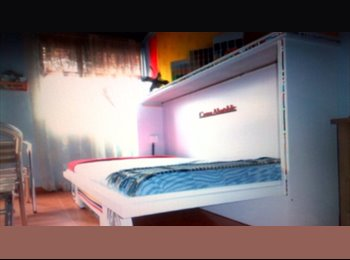 CompartoApto CO - habitacion con csma abatible - Zona Occidente, Bogotá - COP$*