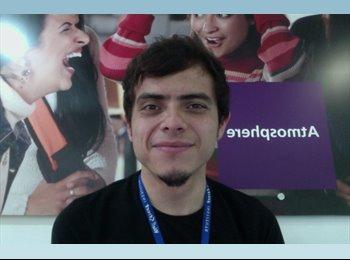 CompartoApto CO - Julian  - 30 - Bogotá
